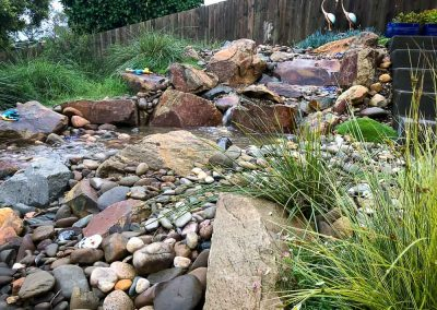 Chirnside Park Pondless Waterfall